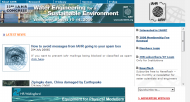 IAHR: International Association of Hydraulic engineering and ResearchThumbnail